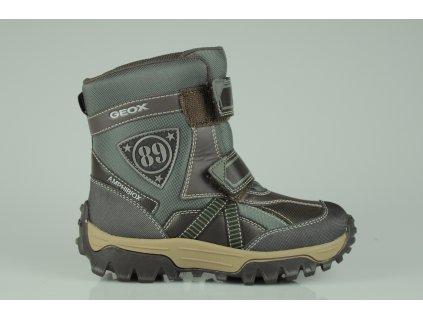 Chlapecká zimní  obuv GEOX  Amphibiox (Velikost 34)