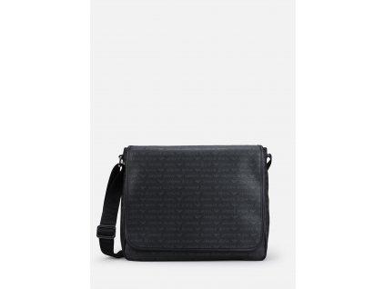 Pánská taška Armani Jeans - NERO