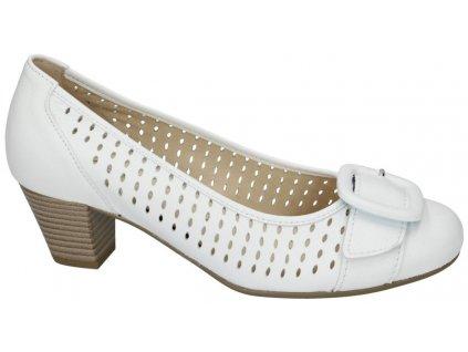 schoenen gabor pump wit 2548421 4527 0 2f5f63f0c4