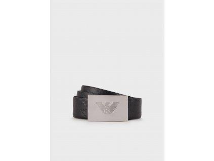 Pánský pásek Emporio Armani Y4S098 YKL2E 188001