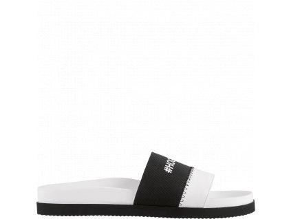 Dámské pantofle Hogl 1-100820 bílé
