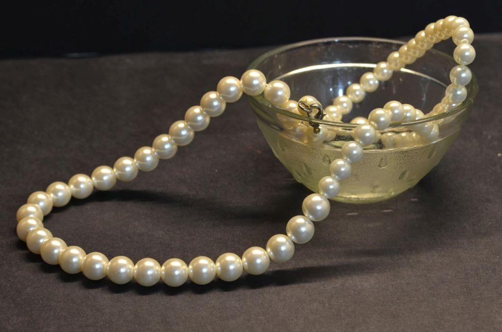 Jak pečovat o perlové šperky
