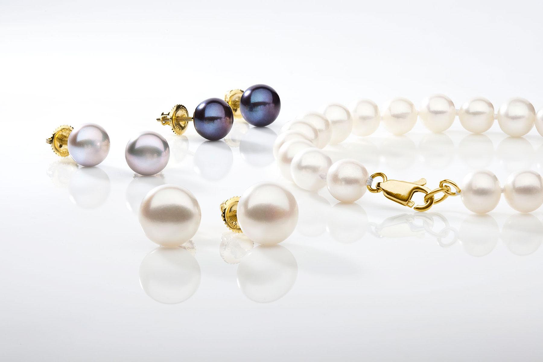 Výběr šperků podle materiálu