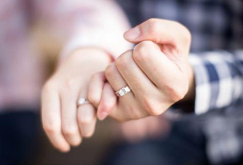 Velikosti prstenů
