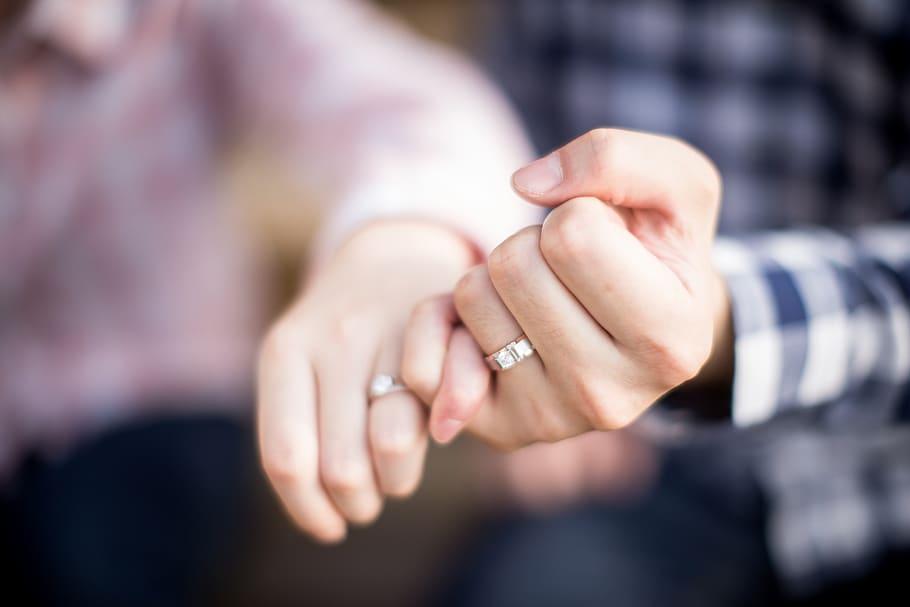 Jak zvolit správnou velikost prstenu