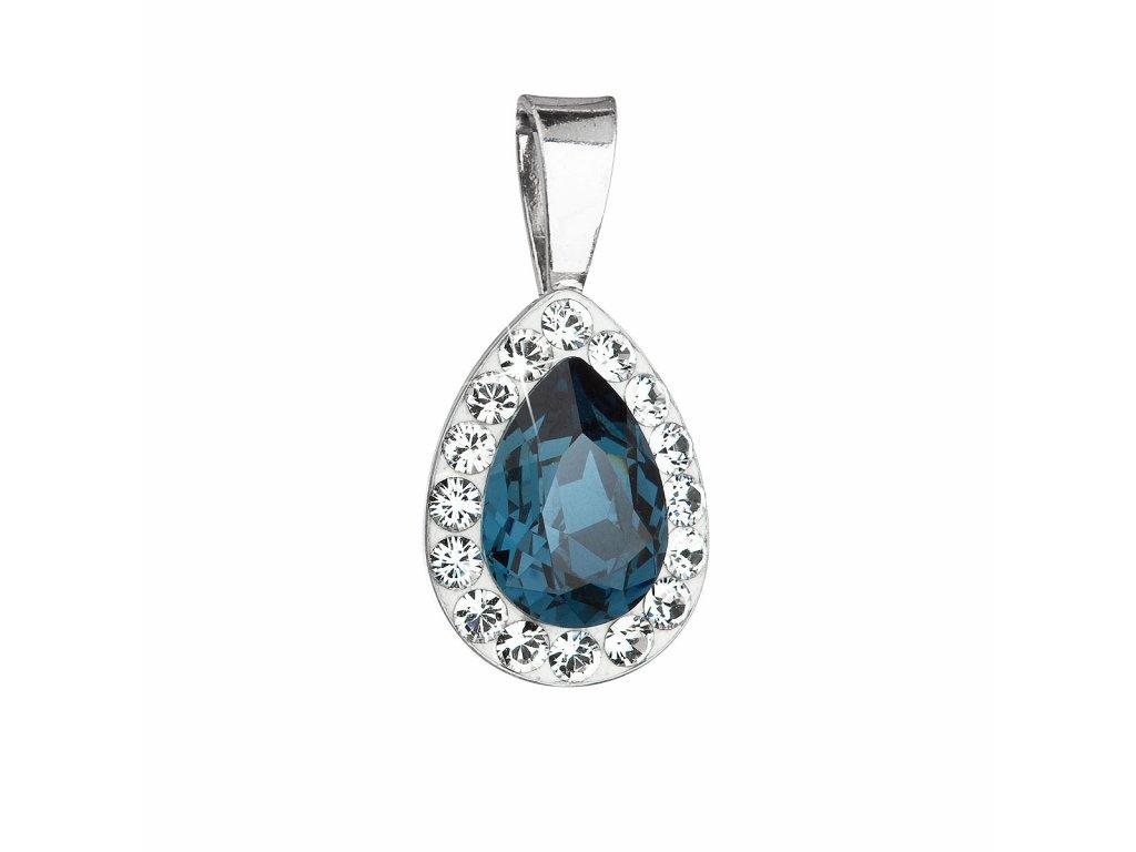 33812_stribrny-privesek-s-krystaly-swarovski-modra-slza-34252-3
