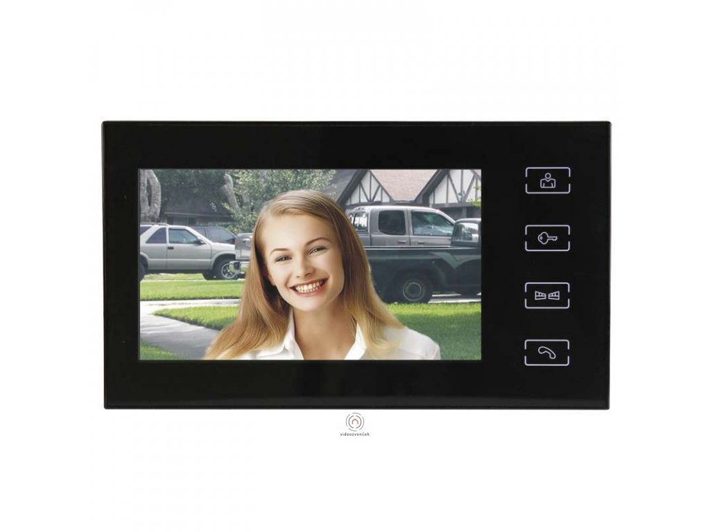 Domáci videotelefón, farebný, HANDS FREE RL-10
