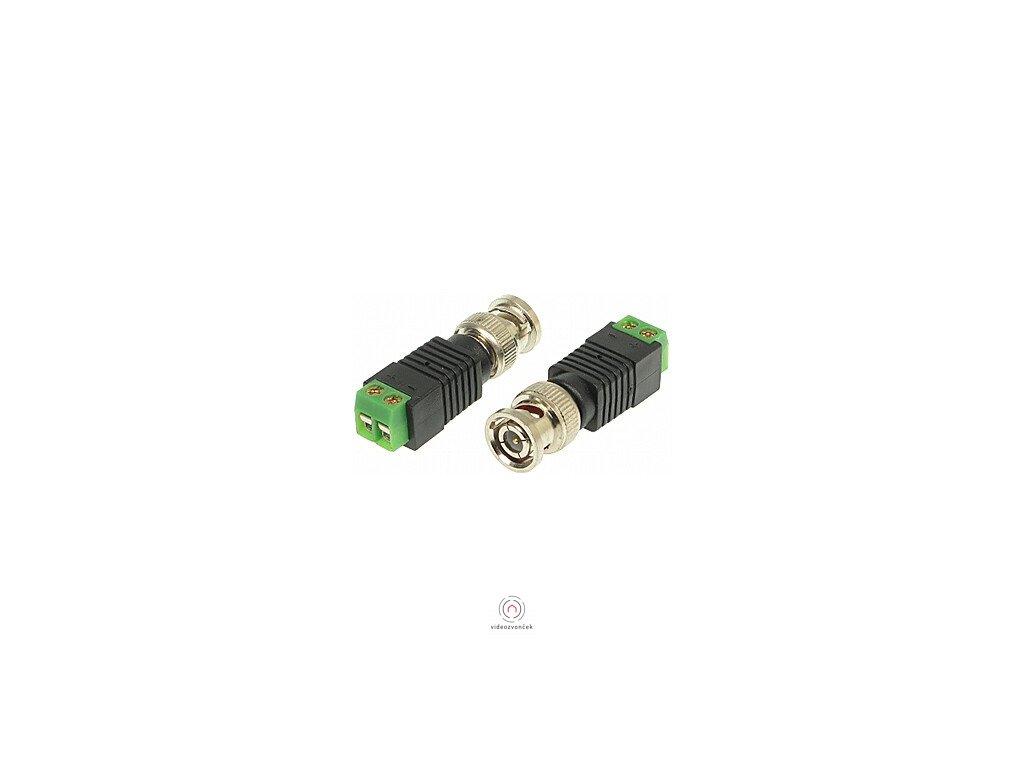 kbn005 bnc konektor skrutkovaci