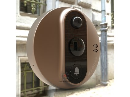 eques veiu view smart doorbell australia wifi grande