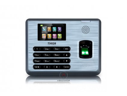 Zkteco TX628 TCP IP Fingerprint Time Attendance Fingerprint time clock Employee Attendance Terminal.jpg 640x640 1100x750