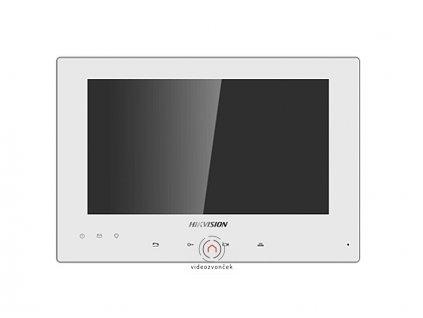 Prídavný monitor biely DS-KH8340-TCE2/EU-W
