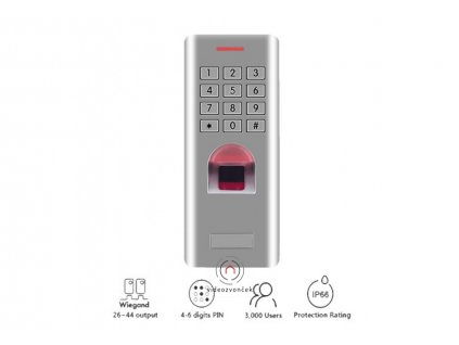 sf2 autonomni vodotesna ctecka IP65 RFID finger keypad wg front 1100x750