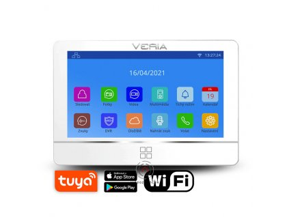 veria videotelefon lcd 8277w (1)