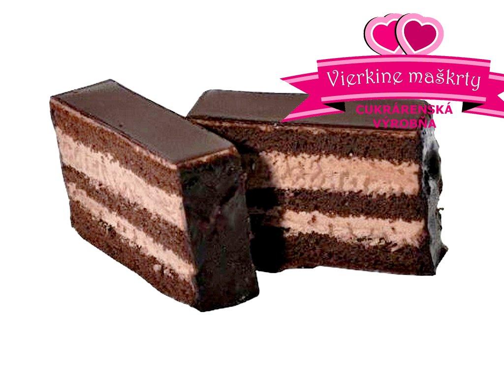 Parížsky čokoládový rez 40g