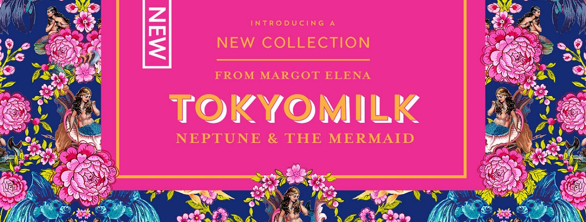 kolekce Neptune and Mermaid, návrhářka Margot Elena