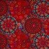bavlněná látka Millefiore in Red, Kaffe Fassett