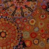 Millefiore in Brown, Kaffe Fassett