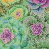 bavlněné plátno Brassica in Moss, Philip Jacobs