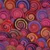 Spiral Shells in Red, Philip Jacobs