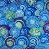 Spiral Shells in Blue, Philip Jacobs