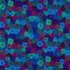 Puzzle in Cobalt