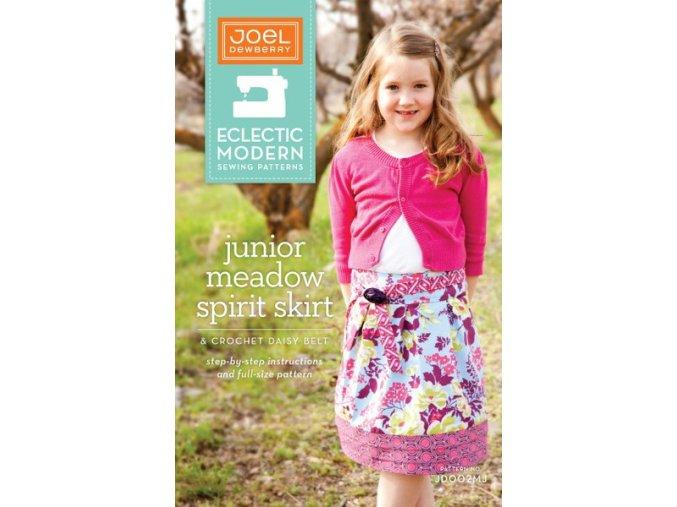 střih na dětskou sukni od Joela Dewberryho