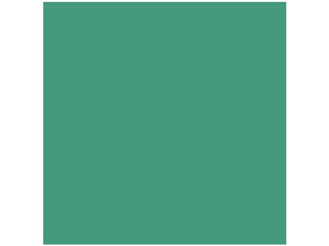 Jednobarevná metráž zelená