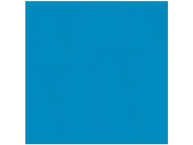 Jednobarevná metráž modrá