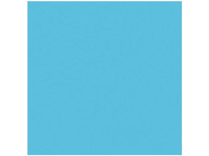 Jednobarevná metráž světle modrá