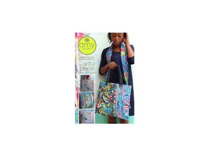 střih Amy Butler An Artful Piece Totes & Pillows