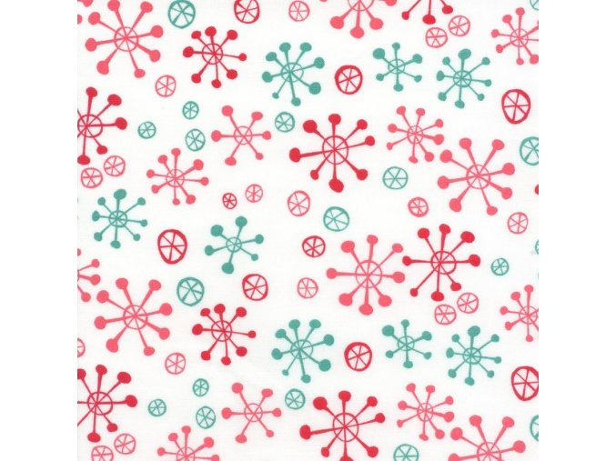 Snow Flakes in Candy