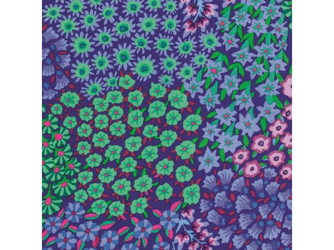 Kaffe Fassett, Persian Garden in Blue