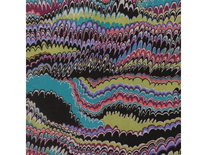 Kaffe Fassett, End Papers in Dark