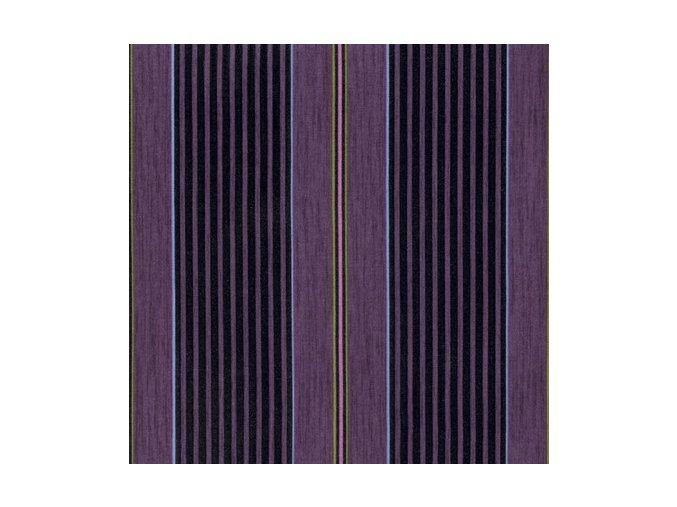 Stripe in Plum