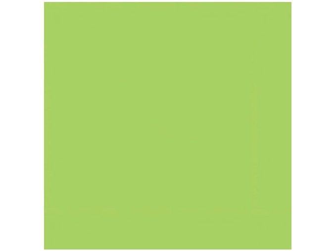 Jednobarevná metráž zelená kiwi
