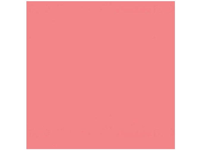 Jednobarevná metráž růžová