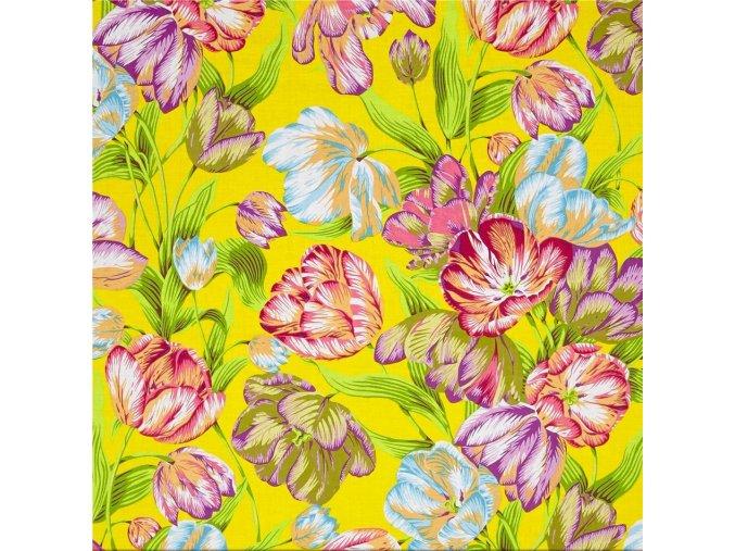 Tulip Extravaganza Yellow