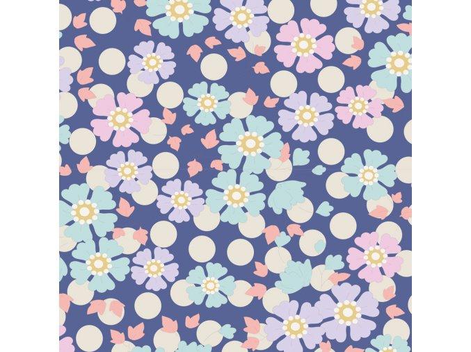 100195 Windflower Blueberry