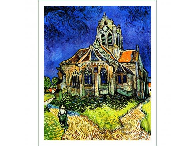 látkový panel Vincent Van Gogh (35) na patchwork i běžné šití obraz na látce nášivka