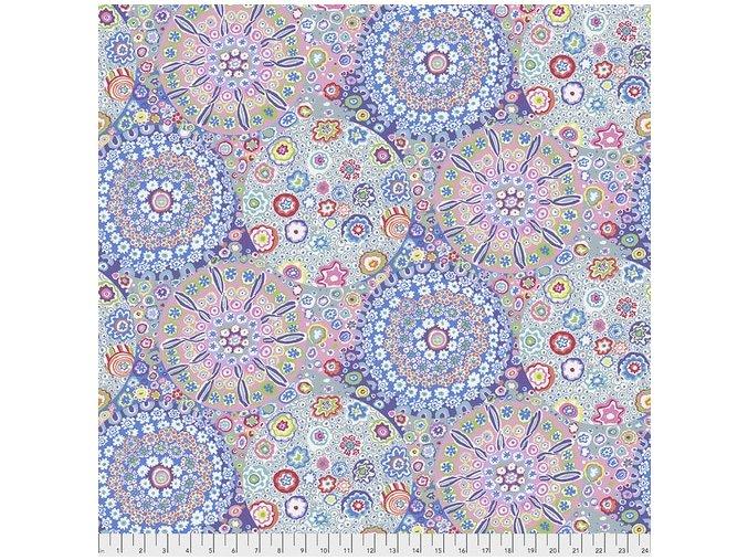 mandaly metráž Free Spirit Fabrics backing fabric látka na zadní stranu deky šířky 274 cm velká šíře prodej VierMa.cz QBGP006.PASTEL