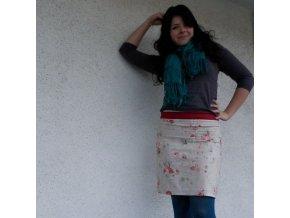 Návod na podzimní vypodšívkovanou sukni