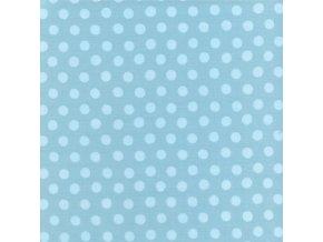 Puntíky světle modré, Kaffe Fassett