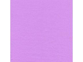 Jednobarevná metráž jemně fialová