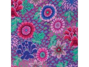 bavlněné plátno Dream in Purple