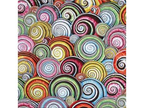 Spiral Shells in Multi, Philip Jacobs