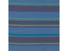 Tkaný proužek ALTERNATING BLUE, Kaffe Fassett