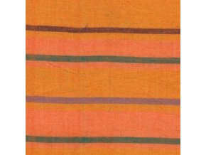 Tkaný proužek ALTERNATING ORANGE, Kaffe Fassett