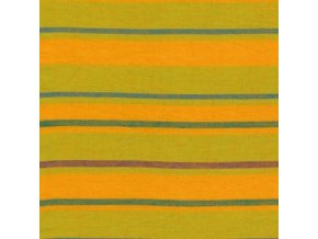 Tkaný proužek ALTERNATING YELLOW, Kaffe Fassett