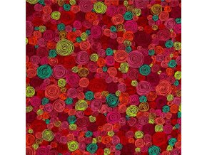 Kaffe Fassett, Rolled Paper in Red