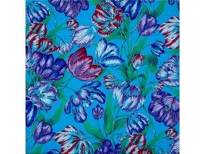 Tulip Extravaganza Blue